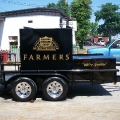 Farmers Insurance cooker